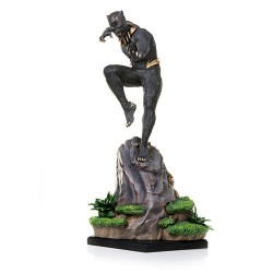 Erik Killmonger BDS Art Scale 1/10 - Black Panther