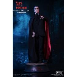 Count Dracula Las cicatrices de Drácula Estatua 1/4