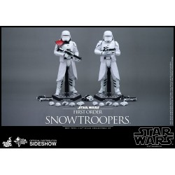First Order Snowtroopers Sixth Scale Figure Set