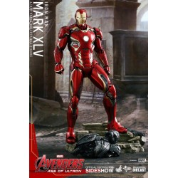 Mark XLV Iron Man Sixth Scale Figure DIECAST
