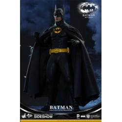 Batman and Bruce Wayne Sixth Scale Figure Set by Hot Toys