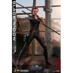 Black Widow Vengadores: Endgame Figura Movie Masterpiece 1/6