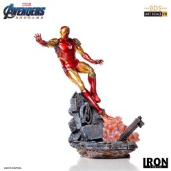 Iron Man Mark LXXXV Vengadores Endgame Estatua BDS Art Scale 1/10