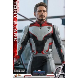 Tony Stark (Team Suit) Vengadores: Endgame Figura Movie Masterpiece 1/6