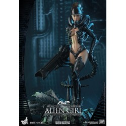 Alien Girl Sixth Scale Figure by Hot Toys