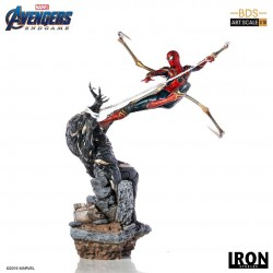 Iron Spider vs Outrider Vengadores: Endgame Estatua BDS Art Scale 1/10