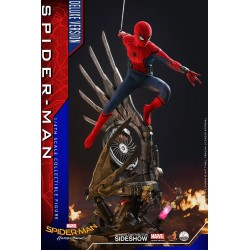 Deluxe Version Spider-Man: Homecoming Figura Quarter Scale Series 1/4