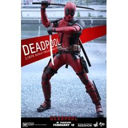 Deadpool Sixth Scale Figure