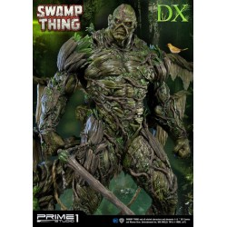 DC Comics: Swamp Thing Statue - Deluxe Version