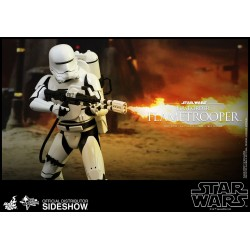 First Order Flametrooper Sixth Scale Figure