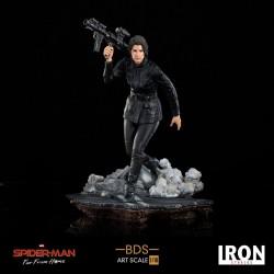 Maria Hill Spider-Man: Lejos de casa Estatua BDS Art Scale Deluxe