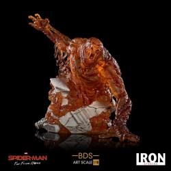 Molten Man Spider-Man: Lejos de casa Estatua BDS Art Scale Deluxe