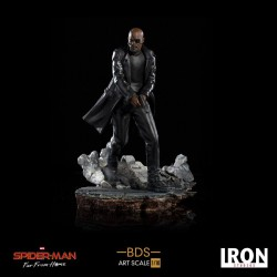 Nick Fury Spider-Man: Lejos de casa Estatua BDS Art Scale Deluxe 1/10