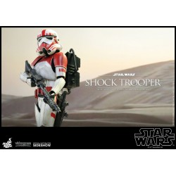 Shock Trooper Stormtrooper Sixth Scale Figure
