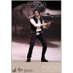 Han Solo Sixth Scale Figure