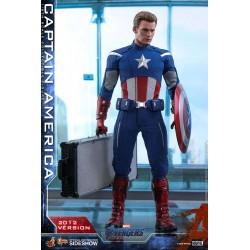Captain America (2012 Version) Vengadores: Endgame