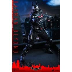 Batman Beyond Batman Arkham Knight Figura Videogame Masterpiece