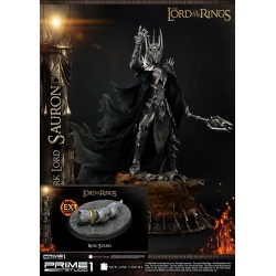 The Dark Lord Sauron Exclusive Version El Señor de los Anillos Estatua 1/4