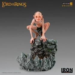 Gollum Señor de los Anillos Estatua 1/10 Deluxe Art Scale
