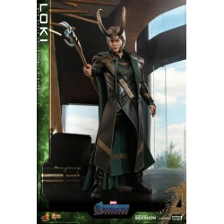 Loki Vengadores: Endgame