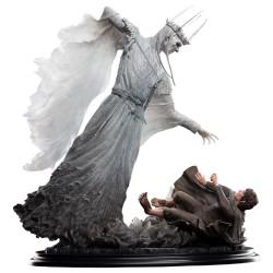 The Witch King & Frodo at Weathertop El Señor de los Anillos Estatua 1/6
