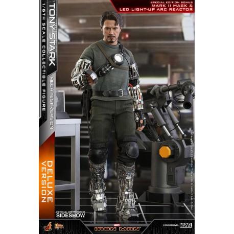 Tony Stark (Mech Test Deluxe Version) Iron Man