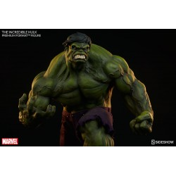 Green Hulk Premium Format