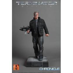 Terminator Genisys: T-800 Guardian 1:4 scale statue