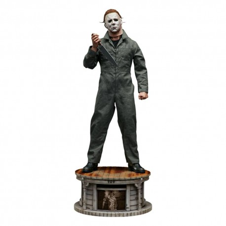 Michael Myers Halloween Estatua 1/4