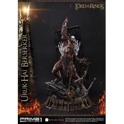 Uruk-Hai Berserker El Señor de los Anillos Estatua 1/4