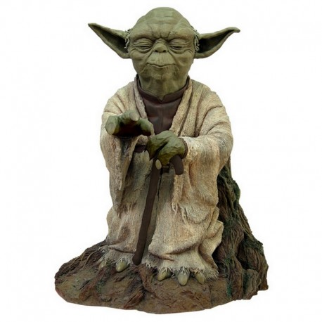 Yoda Using the Force Episode V Star Wars The Empire Strikes Back ATTAKUS