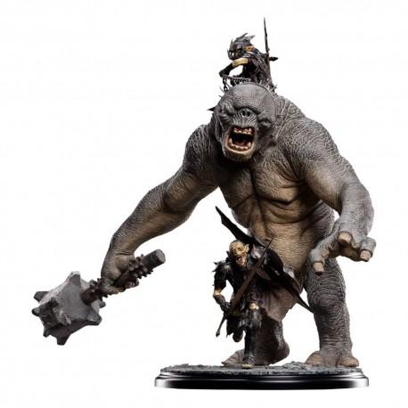The Cave Troll of Moria Estatua 1/6