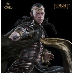 Lord Elrond at Dol Guldur