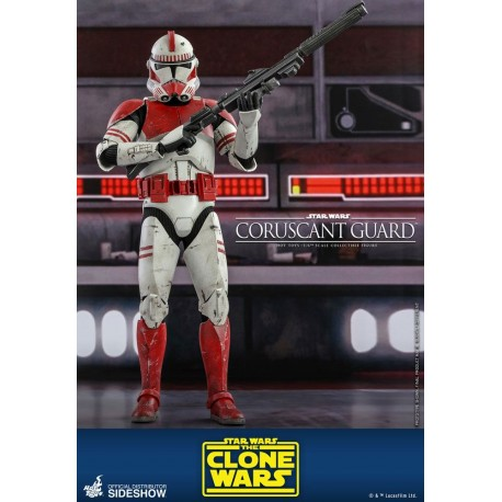 Coruscant Guard Star Wars The Clone Wars Figura 1/6