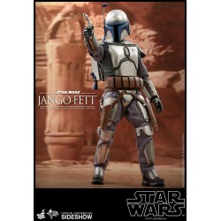 Jango Fett Star Wars Episode II Figura Movie Masterpiece