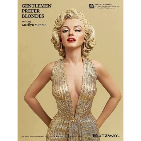 Gentlemen Prefer Blondes 1953 - Marilyn Monroe