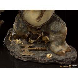 Cave Troll El Señor de los Anillos Estatua 1/10 Deluxe BDS Art Scale