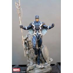 Premium Collectibles: Black Bolt Statue (Comics Version)