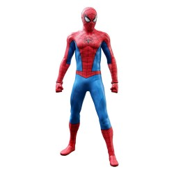 Spider-Man (Classic Suit) Marvel's Spider-Man Figura Video Game Masterpiece 1/6