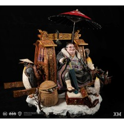 The Penguin Daimyo DC Premium Collectibles – Batman Samurai Line