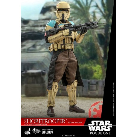 Shoretrooper Squad Leader Rogue One: A Star Wars Story Figura 1/6