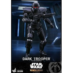 Dark Trooper Star Wars The Mandalorian Figura 1/6