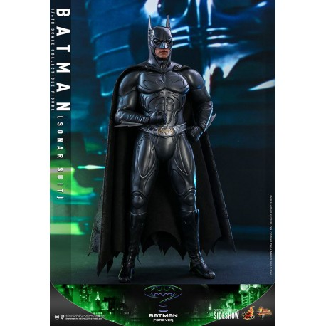 Batman (Sonar Suit) Batman Forever Figura Movie Masterpiece 1/6