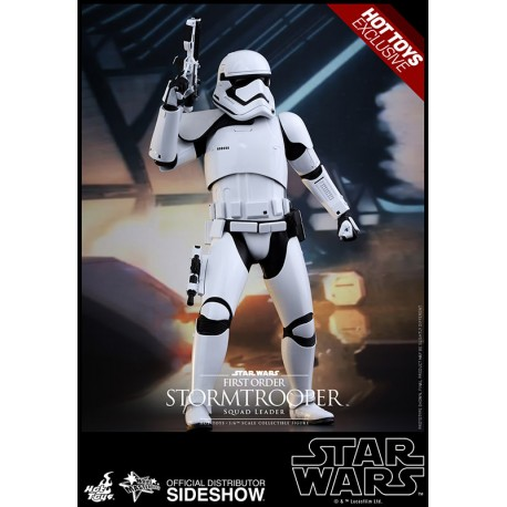 First Order Stormtrooper (Squad Leader)