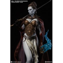 Valkyrie of the Dead Kier Premium Format