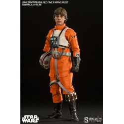 Luke Skywalker: Red Five X-wing Pilot