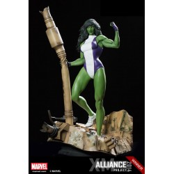Premium Collectibles: She Hulk Statue (Comics Version)