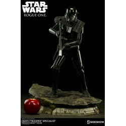Star Wars Rogue One Estatua Premium Format Death Trooper Specialist