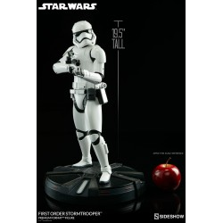Star Wars Episode VII Estatua Premium Format First Order Stormtrooper