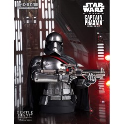 Star Wars Episode VII Busto 1/6 Captain Phasma SDCC 2016